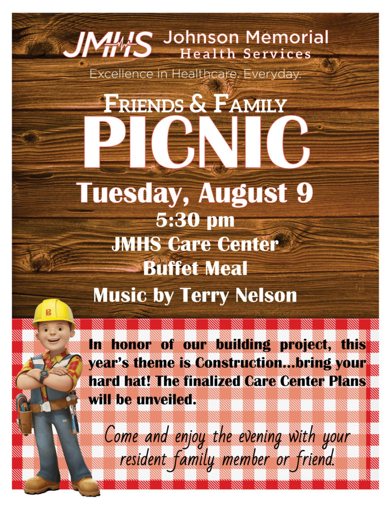 Friends & Family Picnic